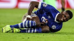 Breel Embolo fehlt dem FC Schalke 04 wohl bis 2019