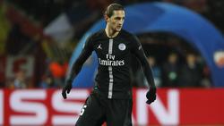 Adrien Rabiot soll beim FC Bayern hoch im Kurs stehen