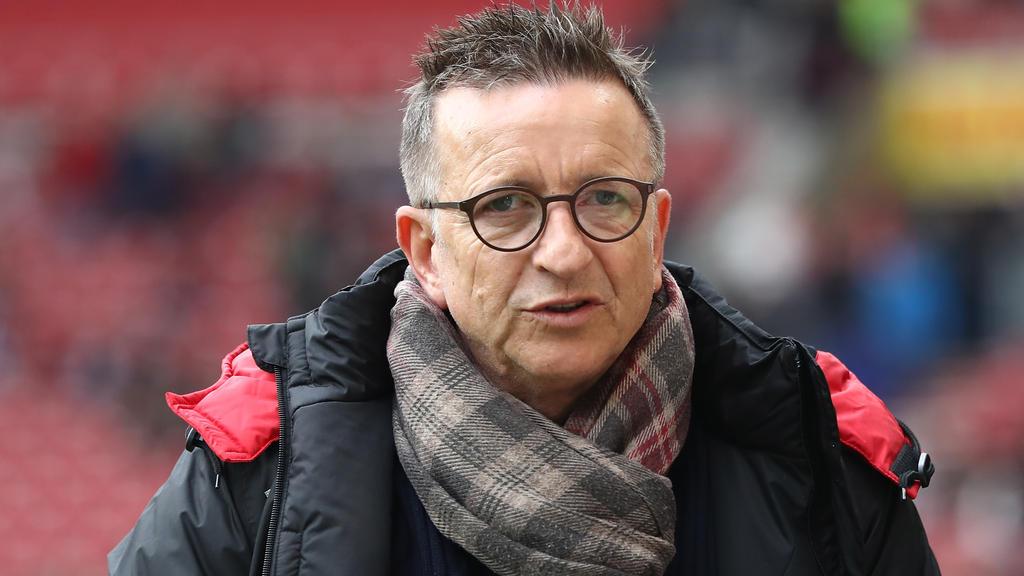 Norbert Meier ist beim KFC Uerdingen gleich unter Druck