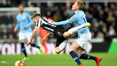 Manchester City kassierte eine überraschende Pleite