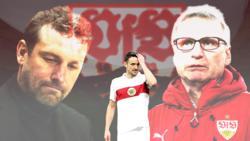 Der VfB Stuttgart trifft am Samstag im Heimspiel auf RB Leipzig