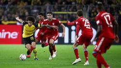 La Supercopa alemana enfrenta al Dortmund con el Bayern.