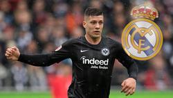 Luka Jovic wechselt Medienberichten zufolge zu Real Madrid