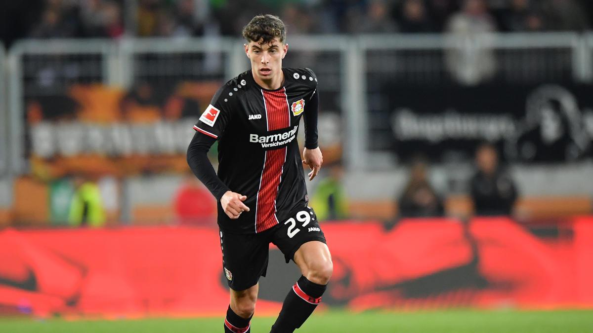 Kai Havertz wird vom FC Bayern umworben