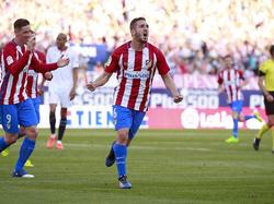 "Koke ist der ""Toni Kroos"" von Atlético Madrid"