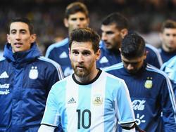 Lionel Messi und Co. laufen Gefahr die Endrunde zu verpassen
