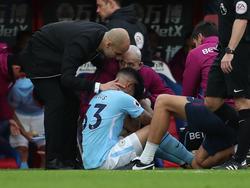 Gabriel Jesús verletzte sich gegen Crystal Palace