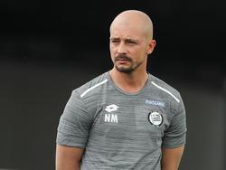 Nestor El Maestro will mit Sturm Graz vor allem eines: Positive Resultate