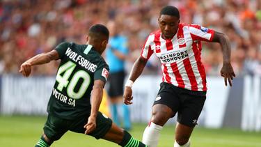 Steven Bergwijn könnte PSV Eindhoven im Sommer verlassen
