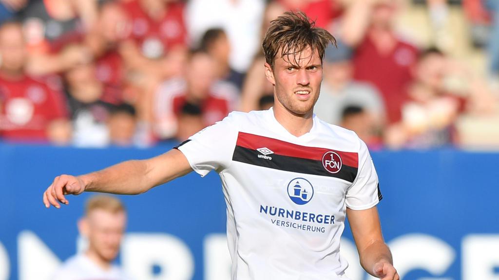 Der 1. FC Nürnberg setzte sich gegen Dynamo Dresden durch