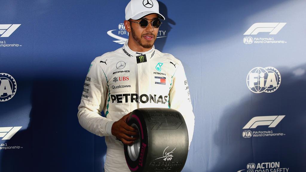 Welchen Anteil haben die Reifen an der erfolgreichen Mercedes-Saison?
