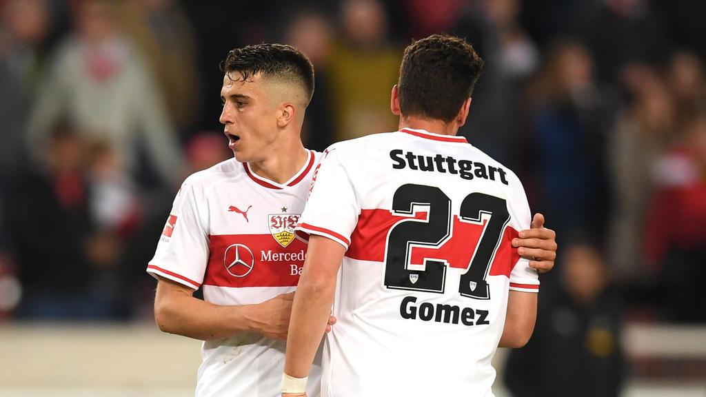 Der VfB Stuttgart muss auf Marc Oliver Kempf und Mario Gomez verzichten