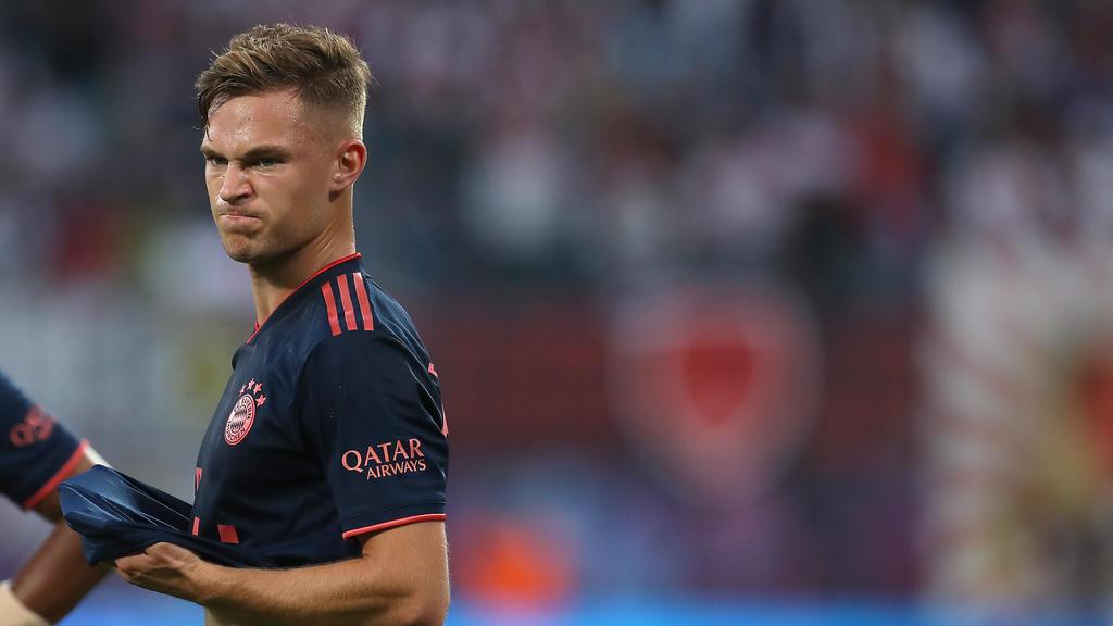 Einer der Wortführer beim FC Bayern: Joshua Kimmich