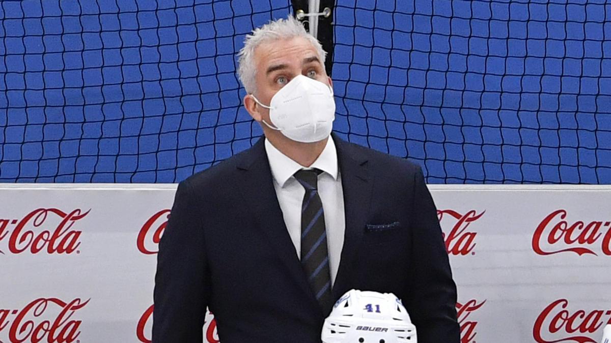 Dominique Ducharme ist neuer Chefcoach der Montreal Canadiens