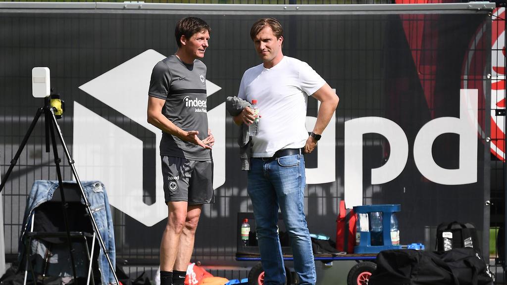 Eintracht Frankfurt drohen juristische Konsequenzen