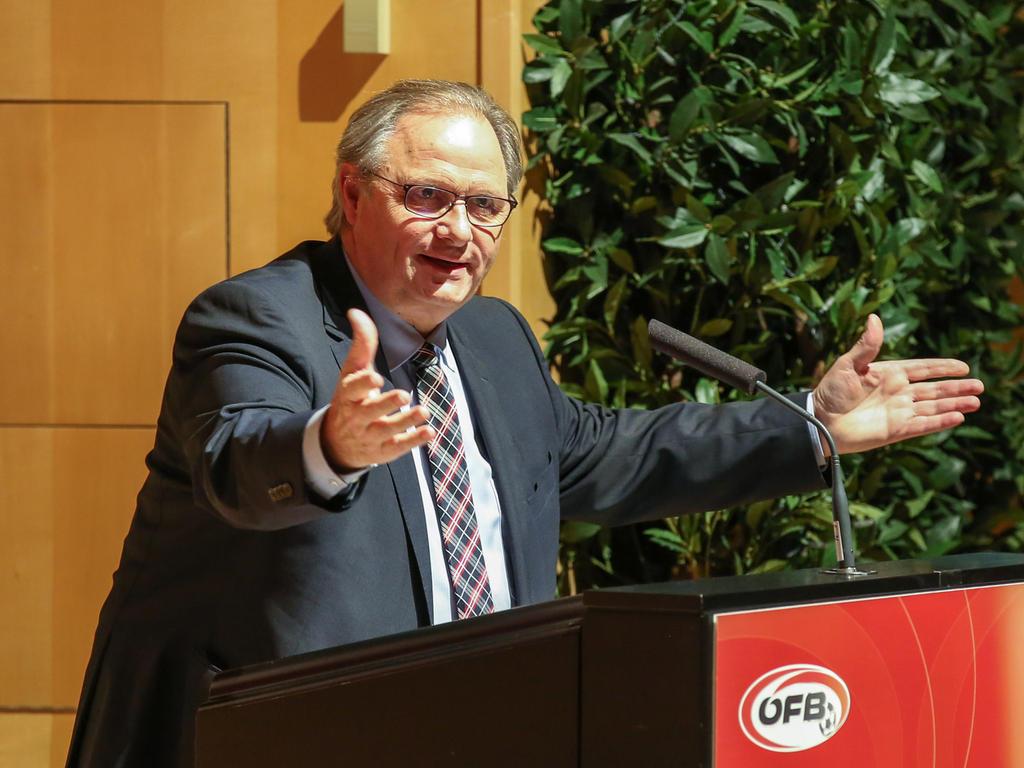Milletich wird neuer ÖFB-Präsident
