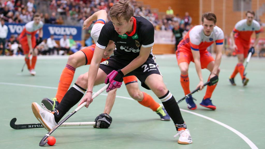 Die deutschen Hockey-Herren sicherten sich den Gruppensieg