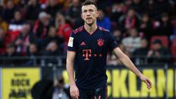 Ivan Perisic wird dem FC Bayern viele Wochen lang fehlen