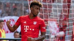 Traut Bayern große Erfolge in dieser Saison zu: Kingsley Coman