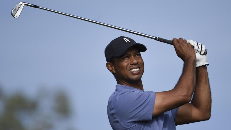 Ruft zu gewaltfreien Protesten auf: Tiger Woods