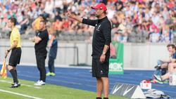 Jürgen Klopp war zuletzt 2017 im Olympiastadion zu Gast