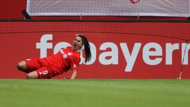 Die Frauen des FC Bayern haben die Tabellenführung verteidigt