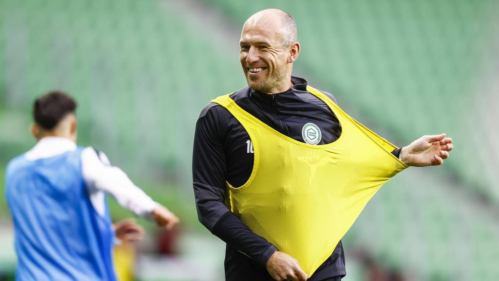 Spielte lange Jahre für den FC Bayern: Arjen Robben