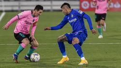 Messi und Co. kassierten eine Niederlage in Getafe