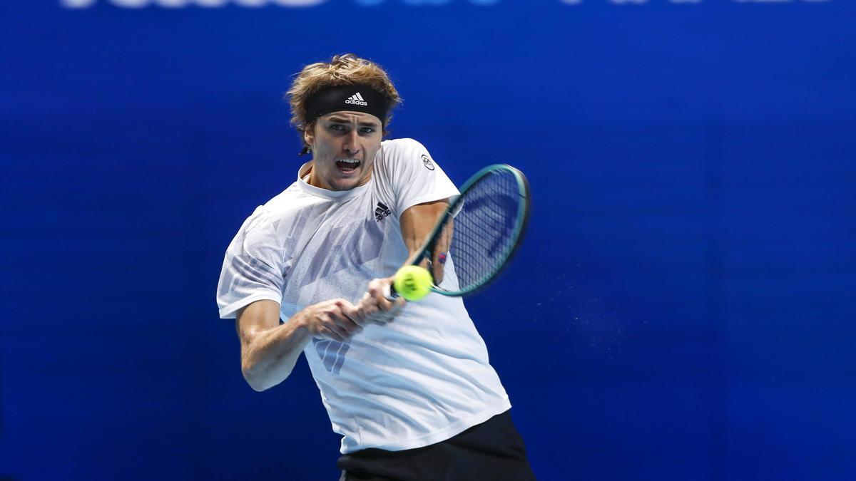 Alexander Zverev verpasst das Halbfinale der ATP Finals