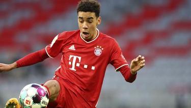 Der DFB umwirbt Jamal Musiala