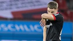 Florian Wirtz von Bayer Leverkusen ist in Quarantäne