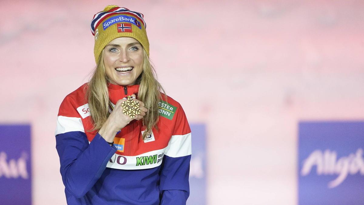 Therese Johaug hat bereits 14 mal WM-Gold gewonnen
