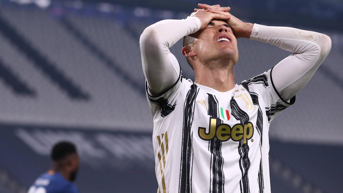 Cristiano Ronaldo und Juventus scheiterten am FC Porto