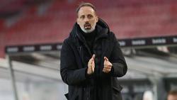 Pellegrino Matarazzo vom VfB Stuttgart erwartet einen wütenden BVB