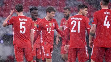 Die Verletztenliste beim FC Bayern wird immer länger