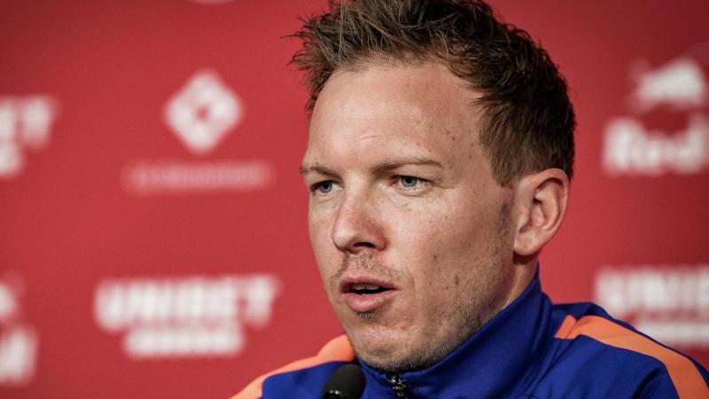 Leipzig-Trainer Julian Nagelsmann will gegen den BVB nicht pokern