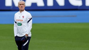 Hochmut kommt vor dem Fall: So denkt auch Frankreich-Trainer Didier Deschamps