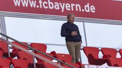 Oliver Kahn vom FC Bayern hat sich zur Ablöse für Julian Nagelsmann geäußert