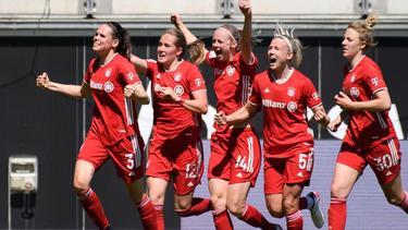Die Frauen des FC Bayern München wollen die Wachablösung