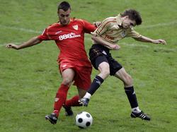 Internationale Wettkampfhärte für einen Jugendspieler