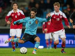 Drahtzieher im spanischen U21-Mittelfeld: Isco