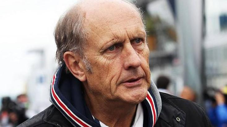 Hans-Joachim Stuck ist der Präsident des Deutschen Motorsport-Bundes
