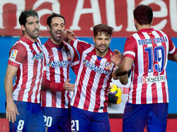 Diego trifft bei seiner Rückkehr nach Madrid