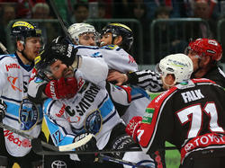 Action in den Playoffs