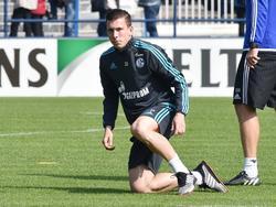 Im Training