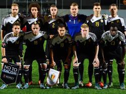 Elf Belgier gegen den Underdog