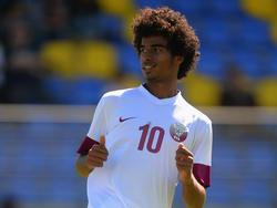 Afif ya jugó en España cuando militó en categorías inferiores del Villarreal (2013). (Foto: Getty)