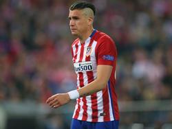 Giménez fehlt seinem Klub gegen den FCB