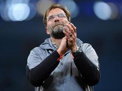 Jürgen Klopp greift mit dem FC Liverpool nach den Sternen