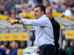 Dieter Hecking will die Waffen vor den Bayern nicht strecken